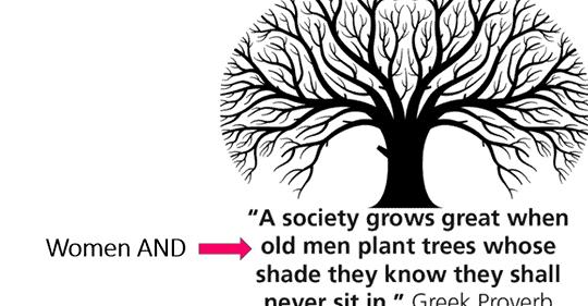 Helping Society Grow
