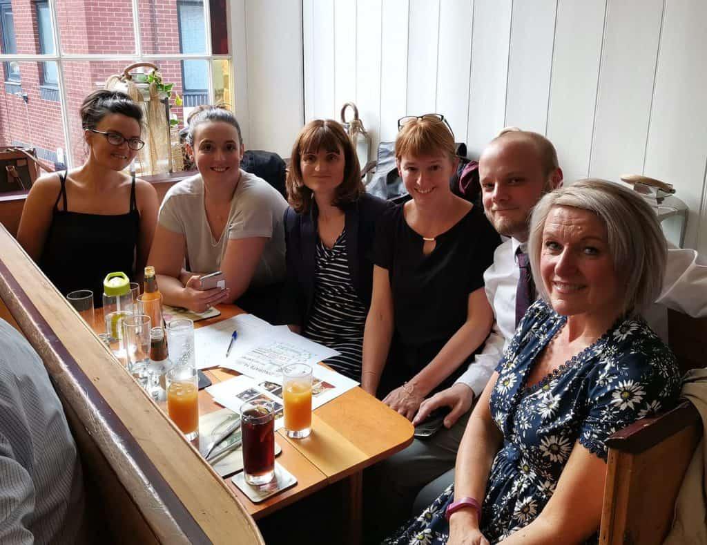 North Ainley – Winning Team!