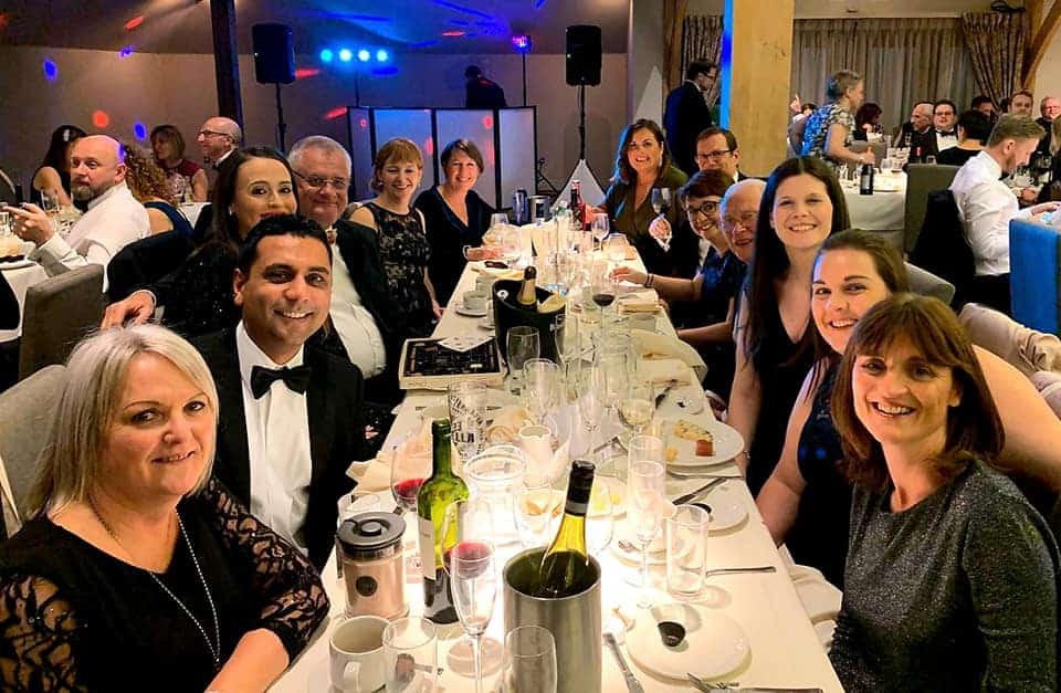 Oldham Law Association Dinner