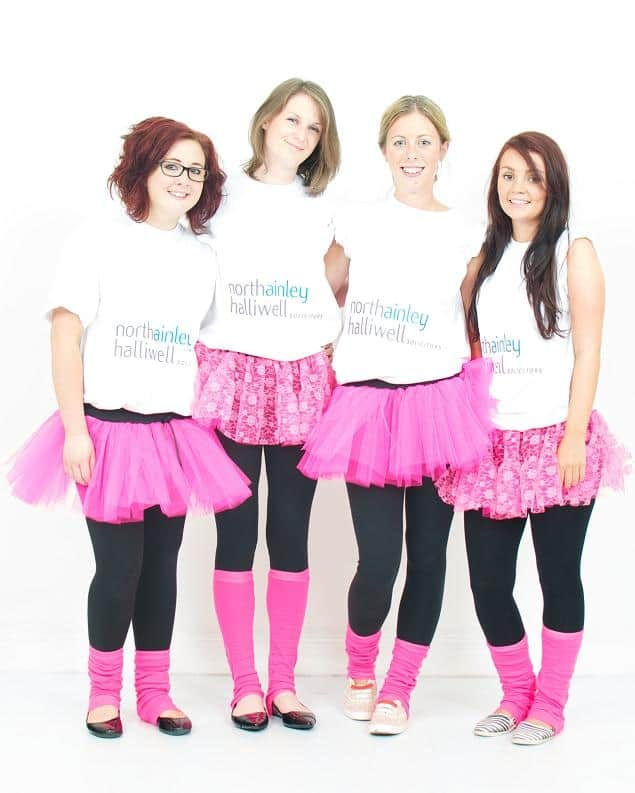 Race For Life Photo